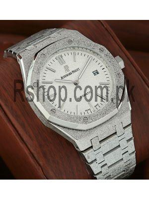 Audemars Piguet Royal Oak Frosted Watch Price in Pakistan