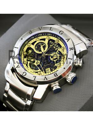 Bvlgari Neapon Chronograph Watch Price in Pakistan