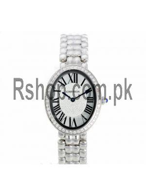 Cartier Baignoire Ladies Watch Price in Pakistan