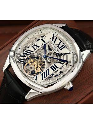 Cartier Drive de Cartier Flying Tourbillon Watch Price in Pakistan
