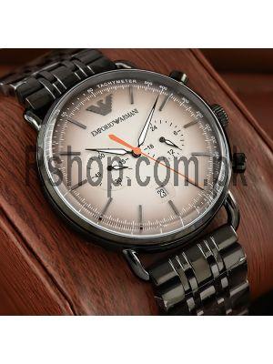 Emporio Armani Aviator Analog Men's Watch Price in Pakistan