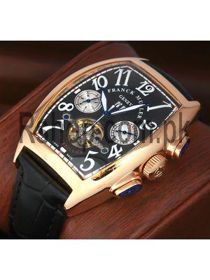 Franck Muller Tourbillon Watch Price in Pakistan