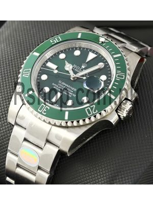 Rolex Submariner Swiss ETA 2836 Watch Price in Pakistan