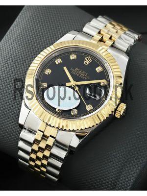 Rolex Datejust Swiss ETA 2836 Watch Price in Pakistan