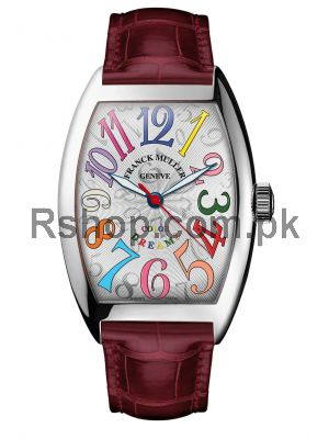 Franck Muller Color Dreams Ladies Watch