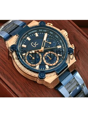 GC Cable Chic Ladies Blue Watch Price in Pakistan