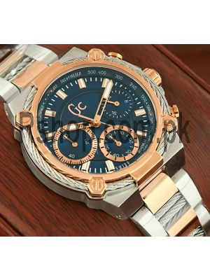 Gc Cable Force Chronograph Ladies Watch Price in Pakistan