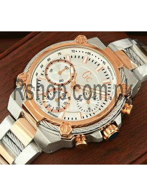 Gc Cable Force Chronograph Watch Price in Pakistan