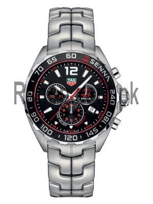 TAG Heuer Formula 1 Chronograph Senna Special Edition Watch